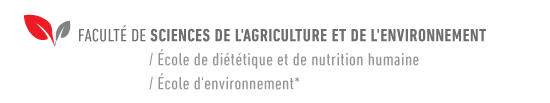 école de diététique et de nutrition humaine, école d'environnement