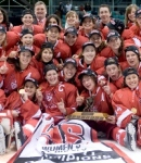 Les Martlets, l'équipe de hockey de l'Université McGill