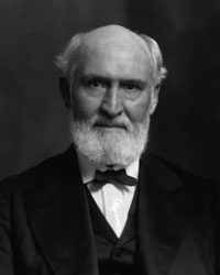 Sir William Dawson, founder of Macdonald College