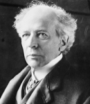 Sir Wilfrid Laurier, the first Canadian Francophone Prime Minister, 1866