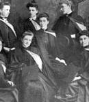 McGill's women blazing trails, 1884