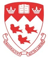 Les armoiries de l'Université McGill