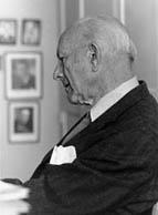 Wilder Penfield, professeur de neurologie et de neurochirurgie à McGill