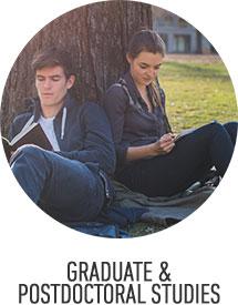 Graduate & postdoctoral studies