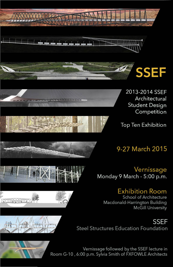Ssef Architectural Student Design Competition Top Ten