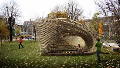 ContemPLAY Pavilion