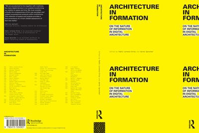 architecture yellow. announcements peter guohua fu school of architecture mcgill university yellow