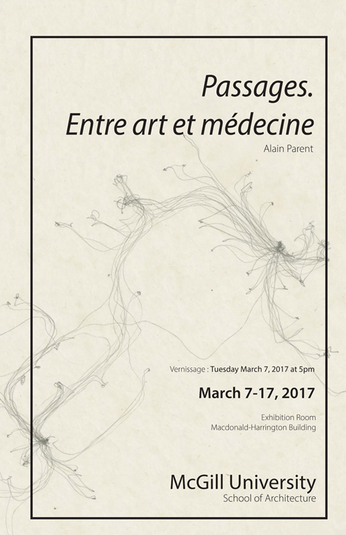 Exhibition poster (Jean-Christophe Blanchet)