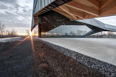 Stade de soccer de Montréal (Saucier+Perrotte architectes / HCMA)