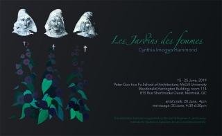 Exhibition poster (Cynthia Hammond)