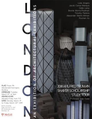 Exhibition poster (Bronte Morris-Poolman)