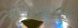 McGill room at Ice Hotel (photo by Muye Ma)