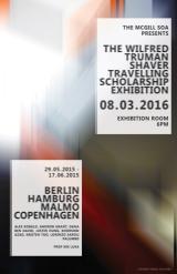 Exhibition poster (Lorenzo Saroli Palumbo)