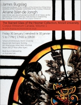 Event poster (Jennifer Roberts)