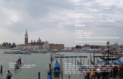 Venice book 2015