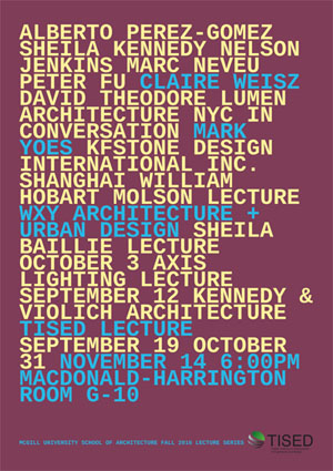 Lecture poster (Zachary Mathurin)