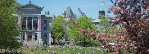 McGill campus