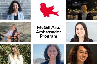 McGill Arts Ambassadors