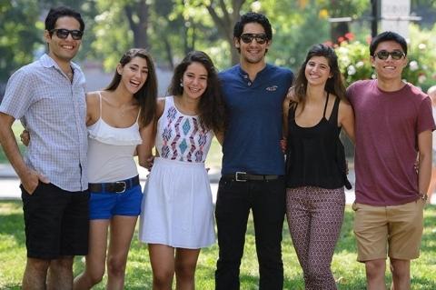McGill students