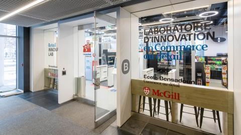 Retail Innovation Lab