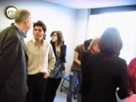 Dean Levin Visit