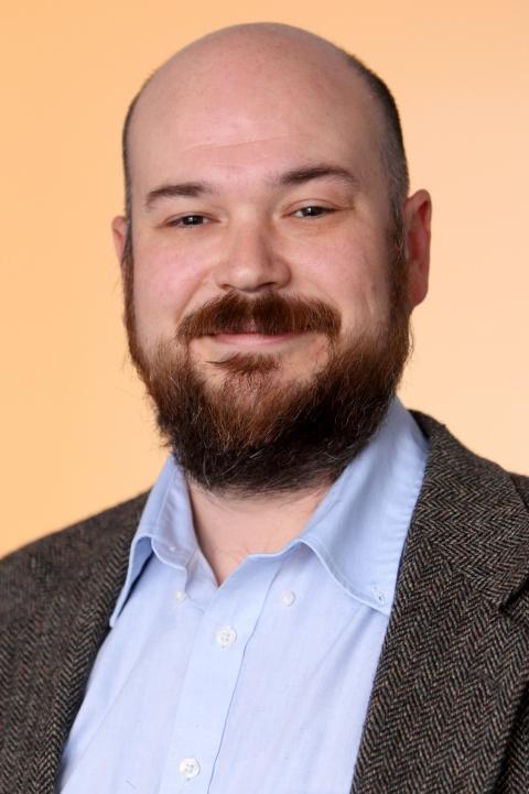 Headshot of Dr. Allen Ehrlicher
