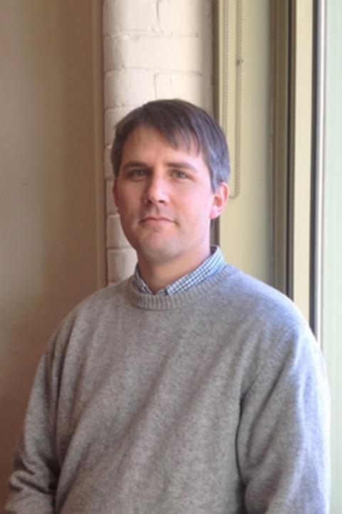 Headshot of Dr. Adam Hendricks