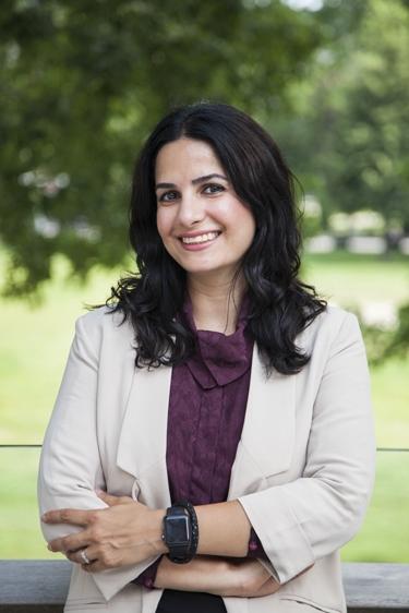 Headshot of Dr. Sara Mashid