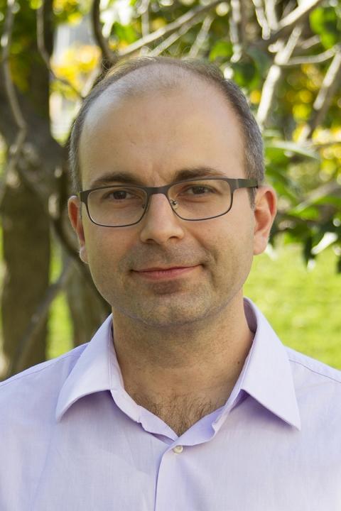Headshot of Dr. Georgios Mitsis