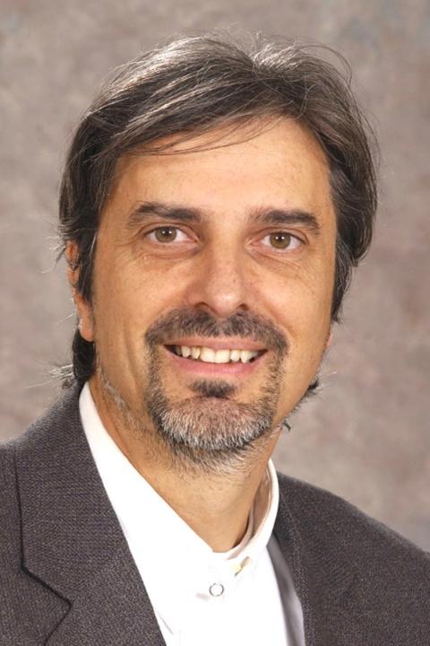 Headshot of Dr. Sebastian Wachsmann Hogiu