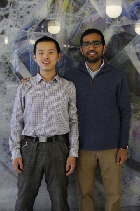 Tao Jiang and Abdullah Chaudhary