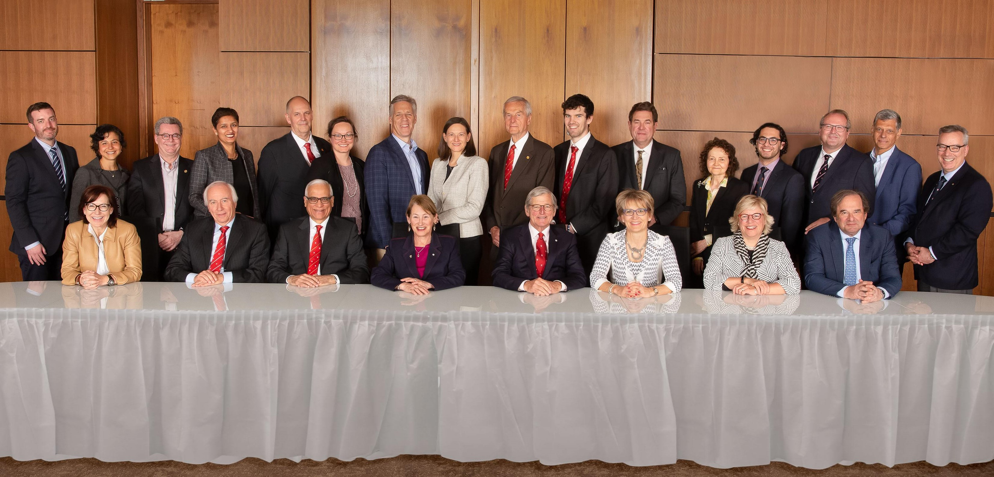 2018-2019 Board of Governors