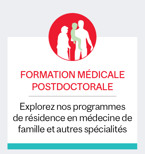 Formation postdoctorale