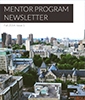 Mentor Program Newsletter - Fall 2014