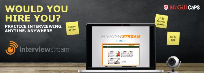 interview stream website