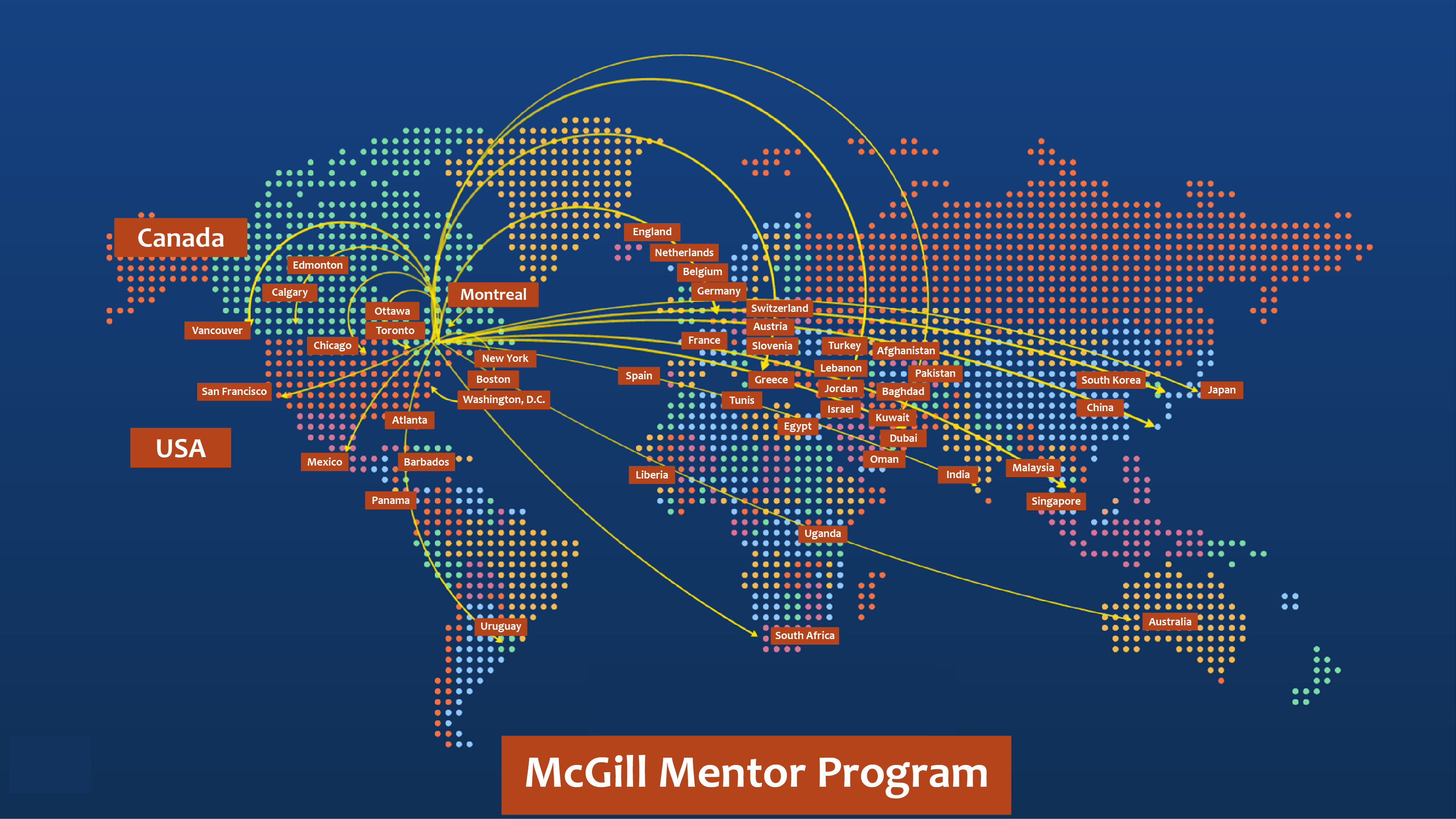 mentor program career planning service mcgill university is designed to connect mcgill students mcgill alumni allowing them the opportunity to gain valuable experience and advice for career development