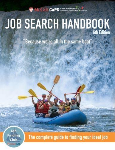 Job Serach Handboook