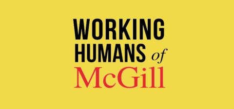 Working Humans of McGill Logo