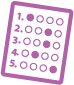 Standardized Tests Icon