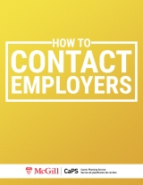 How to Contact Employers