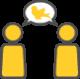 Distinct Student Groups Icon