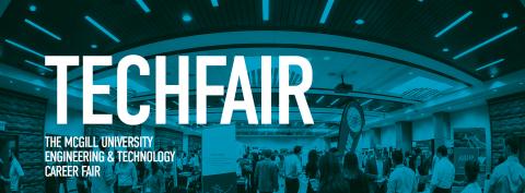 Techfair - McGill University Technology and Career Fair