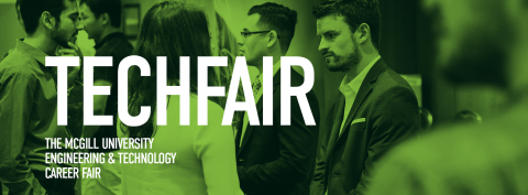 Techfair - McGill University Technology and Career Fair