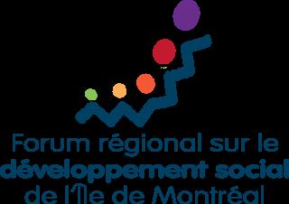 Forum régional sur le développement social de Montréal