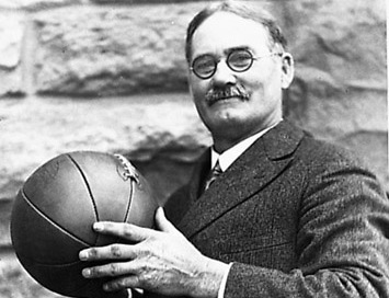 dr james naismith invented