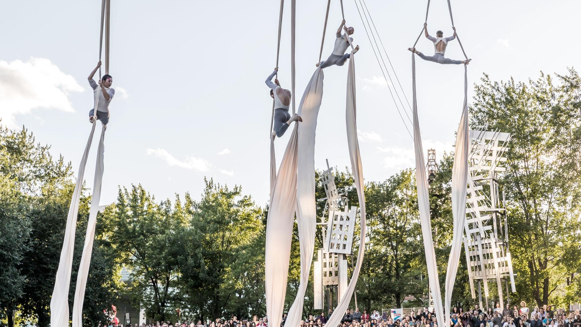 Montréal Cirque Festival / Montréal Complètement Cirque