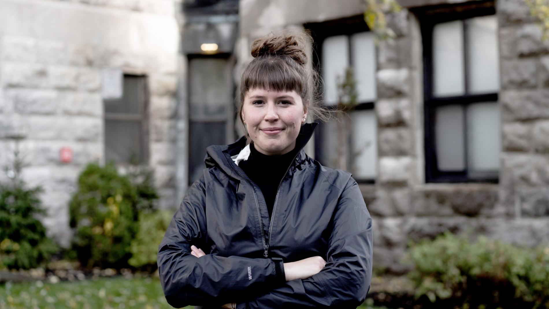 Photo of Morgan Crowley