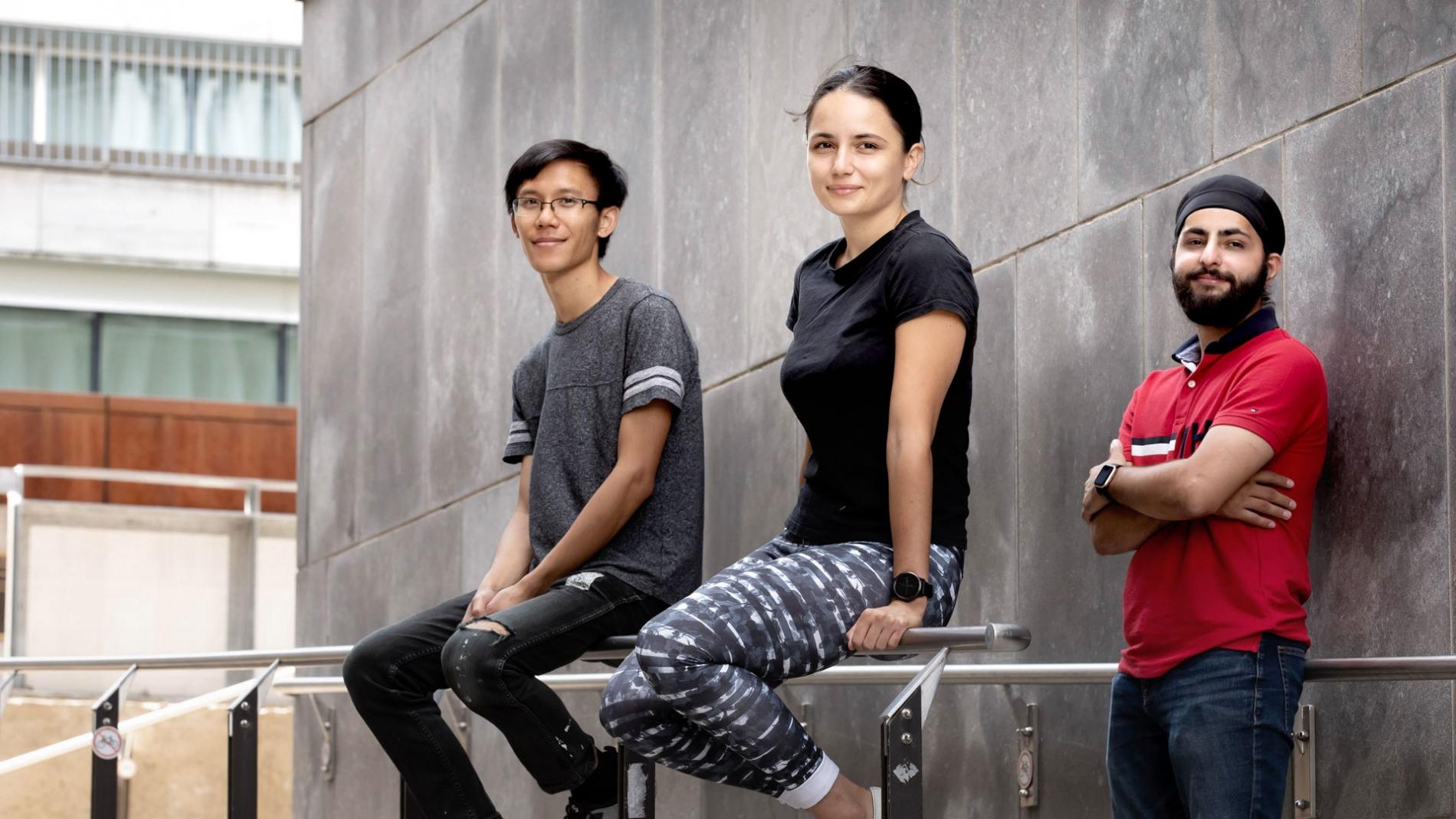 Kirk Lau, Simina Alungulesa, and Arneet Kalra