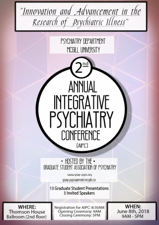 2nd Annual integrative psychiatry conference (AIPC) hosted