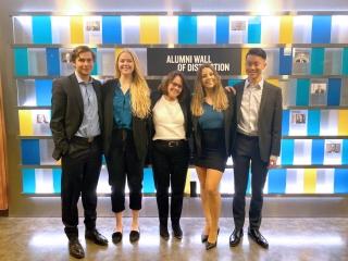 Desautels Places Second At Ethical Leadership Case Competition Channels Mcgill University